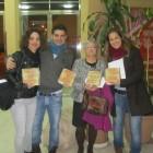 Entrega de premios Calamonte