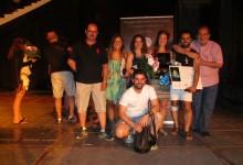 Galeria de fotos de Jachas Teatro en Trujillo (Cáceres): Actución y entrega de premios.